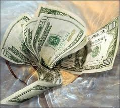 money drain2