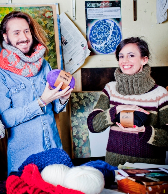 "Perseverance: a Key Factor for Entrepreneurs. Interview of Alberto Bravo, ""We Are Knitters"" Startup Entrepreneur."